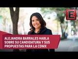 """Barrales confia en el apoyo a las """"jefas de familia"""""""