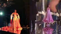 Aishwarya Rai Aaradhya Bachchan WALKS RAMP   Aishwarya Rai BRIDAL LOOK For Manish Malhotra Show
