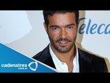 Pablo Montero regresa a la televisión / Pablo Montero returns to television