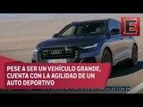 Atracción 360: Audi Q8