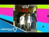 Selena Gómez y Justin Biber se reconcilian  / Selena Gomez and Justin Bieber are reconciled