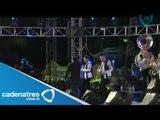 Banda Recoditos cierra el Carnaval de Mazatlán / Banda Recoditos close the Carnival de Mazatlán
