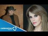 Salvador Pineda enamorado de Lucía Méndez / Salvador Pineda in love with Lucia Mendez