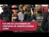 LO ÚLTIMO: PGR confirma extradición de Dámaso López, El Licenciado, a EU