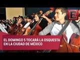 Estos son los próximos conciertos de la Orquesta Sinfónica Infantil de México