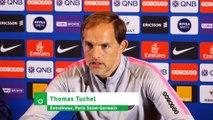 PSG : Thomas Tuchel juge et ensence l'Olympique Lyonnais