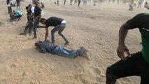 Israele: ucciso un 12enne palestinese negli scontri al confine della Striscia di Gaza