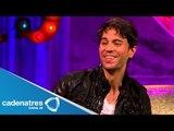 Enrique Iglesias en el show de Allan Carr Chatty / Enrique Iglesias in Allan Carr Chatty's show
