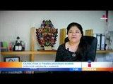 Ella sufrió por 22 años y hoy lucha contra los abusos   Noticias con Francisco Zea