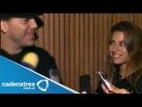 Cristian Castro presenta a su nueva novia / Cristian Castro introduces his new girlfriend