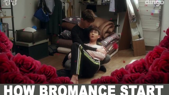 How Bromance Start Korean Drama