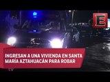 Reporte nocturno: Detienen en Iztapalapa a dos hombres en posesión de armas