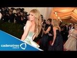 Thalia brilla en la Gala Met de Nueva York / Thalia shines at the Met Gala in New York