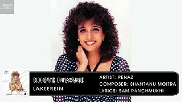 Khote Diwane | Penaz | Shantanu Moitra | Lakeerein | Archies Music