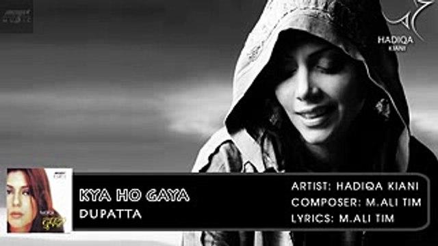 Kya Ho Gaya | Dupatta | Hadiqa Kiani | Hindi Album Songs | Archies Music