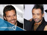 Mario Domm graba dueto con Ricky Martin / Duet of Mario Domm and Ricky Martin