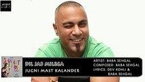 Dil Jab Milega | Baba Sehgal | Jugni Mast Kalander | Archies Music
