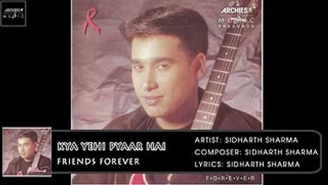 Kya Yehi Pyaar Hai | Sidharth Sharma | Friends Forever | Archies Music