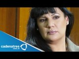 Amenazan de muerte a Alejandra Ávalos y su familia / Alejandra Avalos receive death threats