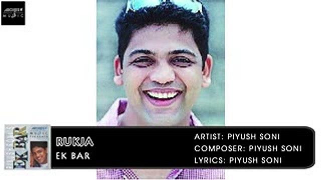 Rukja | Ek Bar | Piyush Soni | Hindi Album Songs | Archies Music