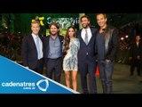 Megan Fox promociona en México el filme Las tortugas ninjas / Fox promotes The ninja turtles