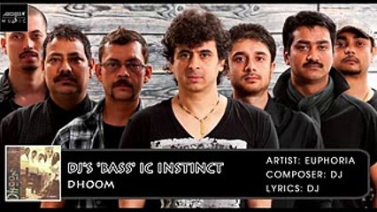 DJ Bass Instinct | Palash Sen | Euphoria | Dhoom