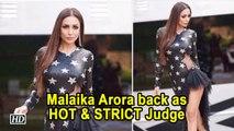 "Malaika Arora back as HOT & STRICT Judge | ""India's Next Top Model 4"""