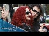 Chela Lora asegura no ser celosa con las fans de su esposo, Alex Lora