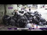 En Oaxaca no están pasando a recoger la basura | Noticias con Yuriria Sierra