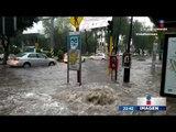 Fuertes lluvias en la EDOMEX y Ciudad de México   Noticias con Ciro Gómez Leyva