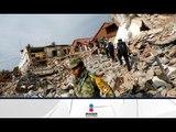 Personas quedan atrapadas en hotel de Oaxaca tras fuerte sismo   Noticias con Francisco Zea