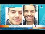 Eugenio Derbez padece broma de su hijo al aire | Noticias con Francisco Zea