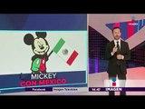 Disney donará 500 mil dólares para damnificados del sismo | Noticias con Yuriria Sierra