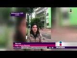 La madre de Renata sigue atrapada   Noticias con Yuriria Sierra