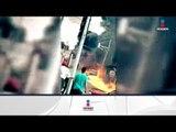 Ardió combustible en Estado de México   Noticias con Francisco Zea
