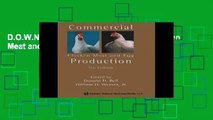 PDF Download] Commercial Chicken Meat and Egg Production