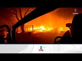California enfrenta una de sus peores emergencias | Noticias con Francisco Zea