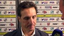 Après le match, Amiens SC - Dijon FCO, Christophe Pélissier  ( 1 - 0 )