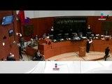 Ley de Seguridad Interior será analizada por comisiones   Noticias con Yuriria Sierra