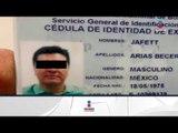 Detienen a José González Valencia capo del Cártel Jalisco | Noticias con Francisco Zea