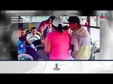 Asalto en camión entre Tlalnepantla y delegación Gustavo A. Madero   Noticias con Ciro Gómez Leyva