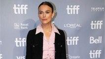 Keira Knightley Writes Powerful Essay Sexism in Film Industry