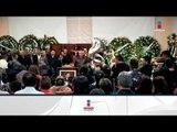 Así fue el funeral de Francisco Rojas precandidato del PRI en Cuautitlán Izcalli