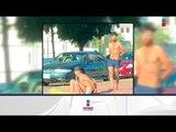 Encueran y exhiben a ladrones de autos en Culiacán | Noticias con Francisco Zea