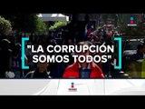 Todos tenemos la culpa de la corrupción en México | Noticias con Francisco Zea