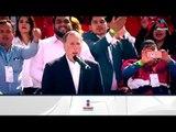 AMLO, Meade y Anaya toman protesta como candidatos a la presidencia | Noticias con Francisco Zea