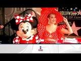 Minnie Mouse recibe estrella en Hollywood  | Noticias con Francisco Zea