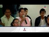 El Estado revictimizó a los padres de los 43 normalistas desaparecidos   Noticias con Yuri Sierra