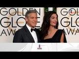 George Clooney dona medio millón de dolares para protesta | Noticias con Yuriria Sierra