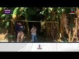 Localizan 29 cuerpos en fosas en este estado de México | Noticias con Yuriria Sierra